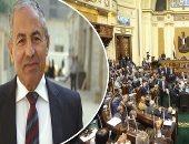 النائب أحمد العوضى وكيل لجنة الدفاع والأمن القومى بالبرلمان وعضو مستقل بمجلس النواب