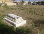 قبر الإمام أبو جعفر الطبرى فى بغداد