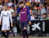 بيكيه مدافع برشلونة