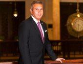 محمد الإتربى رئيس مجلس إدارة بنك مصر