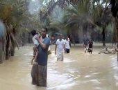 الكوارث الطبيعية تعصف باليمن