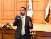 النائب أشرف رشاد رئيس حزب مستقبل وطن
