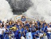 كروزيرو بطلًا لكأس البرازيل