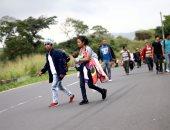 مهاجرو هندوراس
