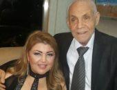 مها أحمد ووالدها