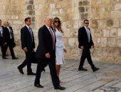 زيارة ترامب الأخيرة للقدس المحتلة