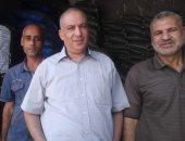 الدكتور حاتم ابراهيم رئيس الإدارة المركزية لإنتاج التقاوى