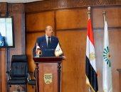 علاء زهران رئيس معهد التخطيط القومى