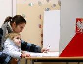مواطنون يشاركون فى الانتخابات