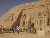 معبد أبوسمبل - أرشيفية