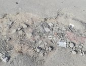 حفر ومطبات  فى صقر قريش
