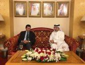 وزير الرياضة فى البحرين