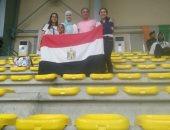 """""""علم مصر"""" يظهر فى فوز الزمالك على بطل الجزائر ببطولة أفريقيا لليد"""