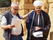 طارق صبرى والمخرج محمد النقلى