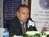 اللواء محمد يوسف رئيس الشركة القابضة للنقل البحرى والبرى