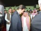 رئيس وزراء باكستان عمران خان يصل السعودية