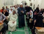 إقبال كثيف على مراكز الأوقاف بشمال سيناء