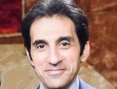 السفير بسام راضى المتحدث باسم الرئاسة
