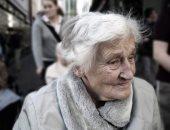 شخص مسن
