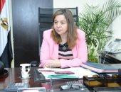 الدكتورة مى عبد الحميد، الرئيس التنفيذى لصندوق الإسكان الاجتماعى