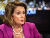 رئيسة مجلس النواب الأمريكى نانسى بيلوسى