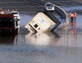 صورة لـ أمطار الكويت