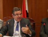 هشام توفيق وزير قطاع الاعمال العام