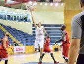 مباراة البحرين والجزائر بالبطولة العربية لكرة السلة