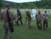 معسكر التدريب فى اوكرانيا