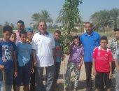 فعاليات مبادرة بنى سويف جميلة بشبابها