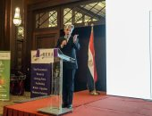 السفير البريطانى لدى القاهرة جيفرى آدامز