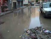 أحد شوارع منطقة التمليك بكفر الدوار
