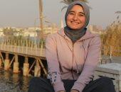 الطالبة روان رشدي