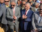 الدكتور أحمد الأنصارى محافظ سوهاج