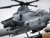 طائرة هليكوبتر من طراز (إيه.إتش-1زد فايبر)
