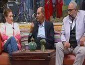 بيومى فؤاد وليلى عز العرب