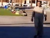 محمد عبده داخل مشروع نيوم