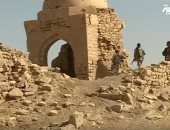 تدمير المواقع الاثرية فى اليمن