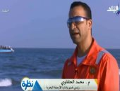 المهندس محمد الحلفاوى رئيس قسم بالأرصفة البحرية