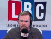 مذيع راديو LBC