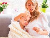 علاج الانفلونزا عند الاطفال-ارشيفية