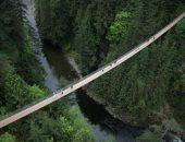 جسر النسيان فى كندا