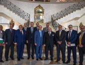 مهاب مميش رئيس الهيئة العامة للمنطقة الاقتصادية لقناة السويس