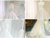 فستان زفاف تصميمة ديما خضير