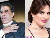 أحمد زكى وميرنا وليد