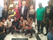بروتكول تعاون بين مهرجاني الاقصر للسينما الافريقية ومهرجان FESTILAG