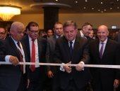 وزير قطاع الاعمال العام يفتتح المعرض