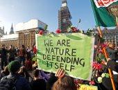 مظاهرات بريطانيا