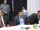 رياضة النواب تجتمع ببرلمانات الطلائع والاتحادات الطلابية بقنا بحضور أشرف صبحي
