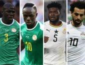 الخماسي المرشح للفوز بجائزة أفضل لاعب في أفريقيا من بي بي سي